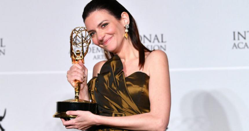 Fantasztikus siker, nagyon gratulálunk: Gera Marina Nemzetközi Emmy-díjat nyert